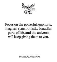 Quotes for Scorpios