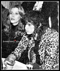 """""""70'S MEMORIES MONDAY"""" ON FACEBOOK/TOTALLY TYLER WITH @IamStevenT AND BEAUTIFUL @BebeBuellBand #1970S #MEMORIES"""