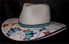 Painted Hats