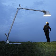 Tolomeo XXL Outdoor Floor Lamp by Artemide