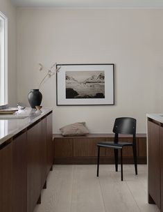 Home Interior Drawing A beautiful dark oak kitchen - september edit Decor, Furniture, Interior, Interior Inspiration, Oak Kitchen, Interior Design Kitchen, Home Decor, House Interior, Interior Design