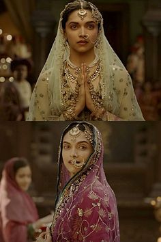 Bajirao Mastani Deepika Padukone Dipika Padukone, Indian Attire, Indian Wear, Indian Dresses, Pakistani Dresses, Indian Outfits, India Fashion, Indian Jewelry, Bollywood Fashion