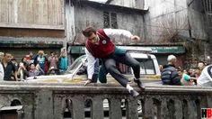 Ranbir Kapoor Risky Stunts For Jagga Jasoos In Morocco