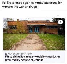 """Flint's old police academy sold for marijuana grow facility despite objections"""