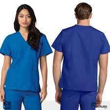 5967335bfa7 Cherokee Workwear Professionals Mock Wrap Scrub Top Scrub Tops, Top P, Work  Wear,