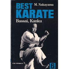 Best karate - Bassai, Kanku - Martial Arts Books, Shotokan Karate, Flexibility Training, Guinness, Author, Baseball Cards, Workout, Work Out, Flexibility Workout