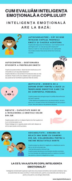 What helps a child with emotional intelligence? - What helps a child with emotional intelligence? Infographic / Parenting Resources / 7 years from ho - 4 Kids, My Children, Positive Discipline, Parent Resources, Emotional Intelligence, Raising Kids, Kids Education, Classroom Management, Kids And Parenting