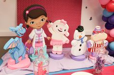 Doc Mc Stuffins Birthday Party Ideas | Photo 1 of 94 | Catch My Party