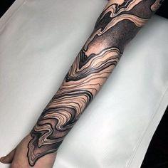 Hand Tattoos, Unique Forearm Tattoos, Cool Back Tattoos, Back Tattoos For Guys, Forearm Sleeve Tattoos, Back Tattoo Women, Trendy Tattoos, Tattoos For Women, Fine Line Tattoos