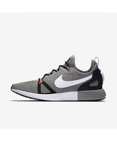 free shipping 867b5 54665 Nike Duel Racer Light Charcoal Pale Grey Black White 918228-008 Mens Nike  Air,