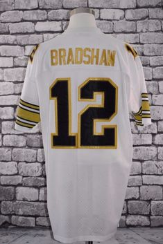 9d3c51647 Pittsburgh Steelers Bradshaw Alternate Jersey RARE 1970 Mitchell   Ness Sz  54  MitchellNess  PittsburghSteelers
