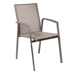 Serenity Stacking Dining Arm Chair
