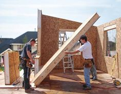 INFOGRAPHIC: The benefits of structural insulated panels
