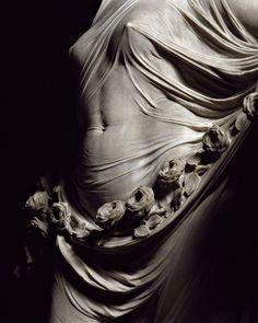 Las figuras veladas tallado en mármol de Antonio Corradini - POP-PICTURE