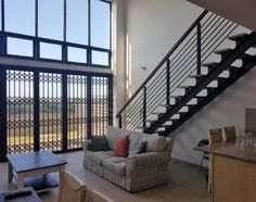 Apartment Es Paradis No 9 in La Mercy Kwazulu Natal, North Coast, Cleaning Service, Two Bedroom, Cutlery, Catering, Swimming Pools, Bathrooms, Stairs