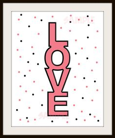downloadable quotes printable artwork love quote by RetroZones