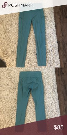 58ff02b9e Lulu lemon fast and free pant size 6 Worn less then five times. I