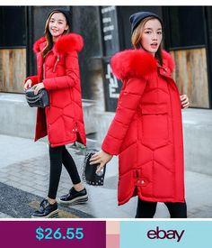 91446136d3714 2018 Women winter coat Down jacket Ladies fur hooded jackets Long puffer  parka
