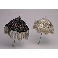 parasol 1860 | Parasols c. 1860-1870s