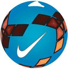 Nike Luma Soccer Ball - Blue/Orange - Dick's Sporting Goods