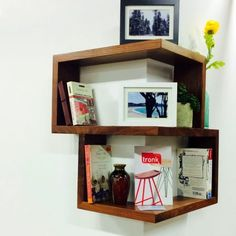 Wraparound Shelf..Brilliant!