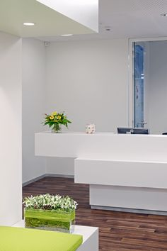 mineralwerkstoff hi macs hotel restaurant möbel innendesign