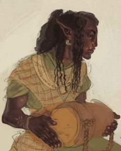 Desert elf by perplexingly                                                                                                                                                                                 More
