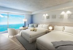 Okinawa, Luxury Collection Hotels, Small Apartments, Couch, Places, Room, Furniture, Design, Home Decor