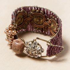 Fab.com | Glitzy Cuff Bracelet by Elements Jill Schwartz