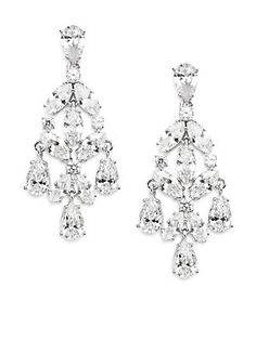 Sparkle Chandelier Earrings