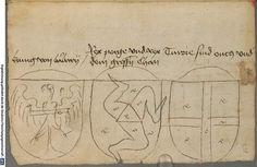 Ortenburger Wappenbuch Bayern, 1466 - 1473 Cod.icon. 308 u  Folio 238r