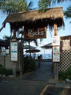 Huggo's on the Rocks, Kailua-Kona - Mai Tais, Fish Tacos, Kalua Pork nachos
