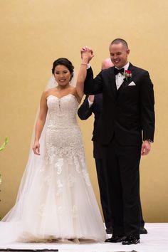 we ❤ this!  moncheribridals.com  #weddingdresses2015