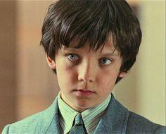 Asa Butterfield as Norman