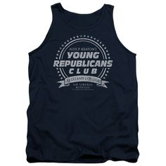 Family Ties: Young Republicans Club Tank Top