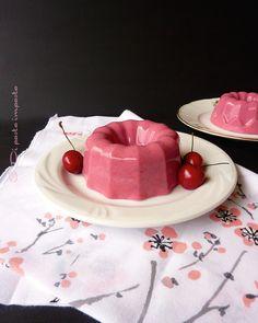 Di pasta impasta: Bavarese di ciliegie e yogurt