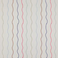 Bubble Stripe Fabric - Cowtan Design Library
