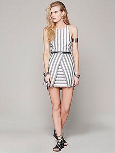FP New Romantics Between the Lines Dress