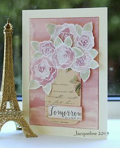 Pink bouquet | by Jacqueline.fr