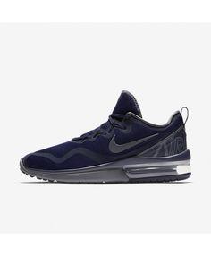 new product ef371 c868c Nike Air Max Fury Obsidian Deep Royal Blue Dark Grey AA5739-400