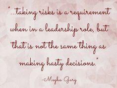 Emerging Leader Spotlight: Megha Garg