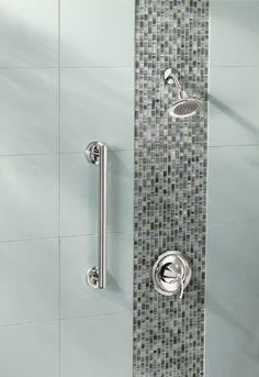 Photo Gallery On Website Moen CSI YGCH Iso Inch Designer Grab Bar Chrome on STainless Amazon Ada BathroomBathroom