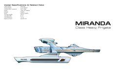 Miranda Class Heavy Frigate