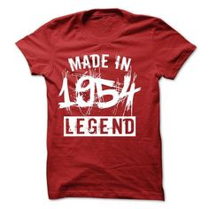 Made in 1954 - Legend