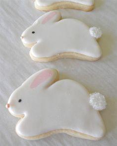 sparkle bunny cookies. $26 a dozen