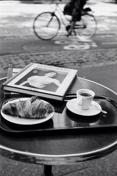 Paris in Black & White.