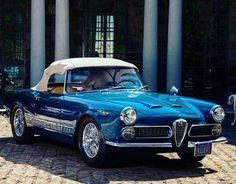 1962 Alfa Romeo Spider