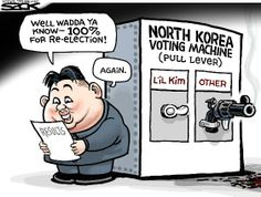 9 Best North Korea Political Cartoons Images Political Cartoons