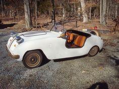 America's First Sports Car: 1950 Crosley Hotshot  http://www.barnfinds.com/americas-first-sports-car-1950-crosley-hotshot/