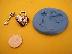 lock and key silicone mould | eBay